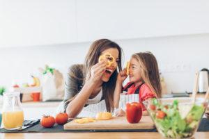 Eating healthy and dental health Canada