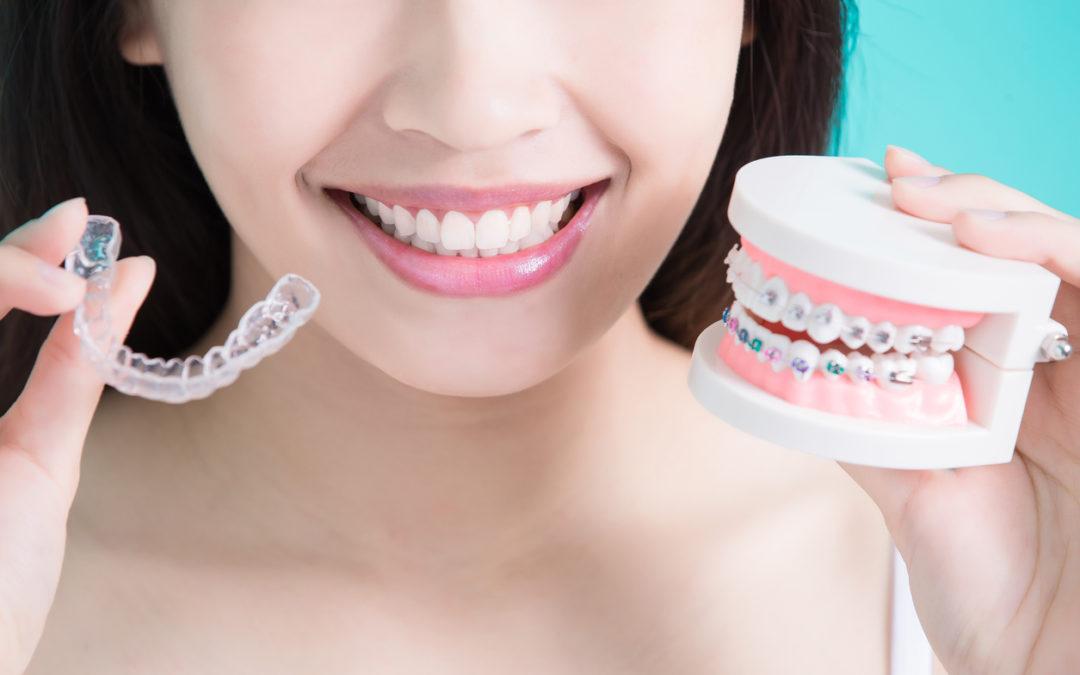 Orthodontic treatment options Canada