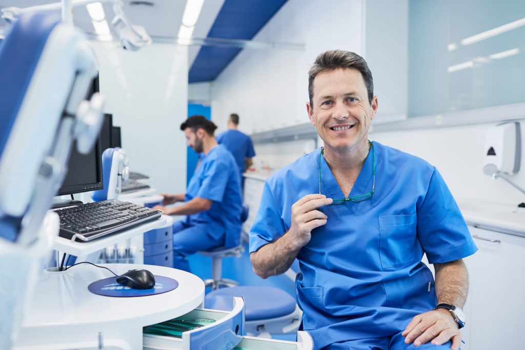 Types of dentists and dental specialists Canada