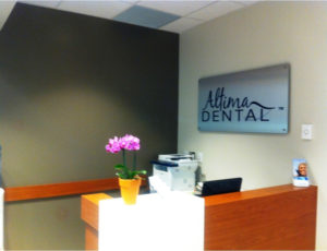 Altima.Dental.Adelaide.First_.Canadian.Centre.Clinic.Toronto.Dentist.Clinic.Reception.Flowers-1-300x230