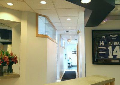 Altima.Annex.Dental.Centre.Toronto.Dentist.Hallway