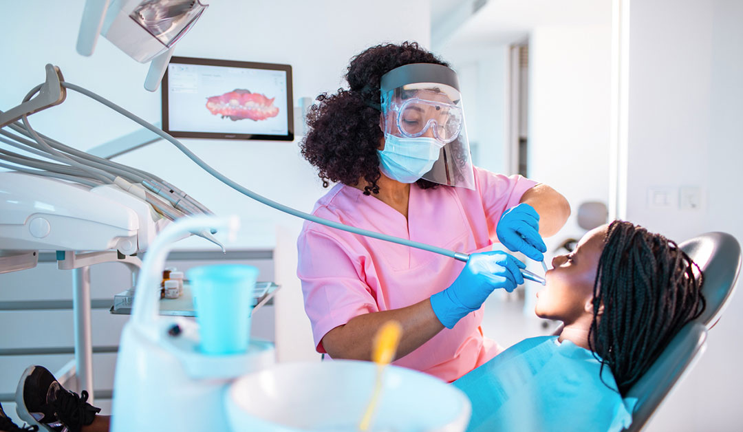 Gum disease patients 9 times more likely to die from COVID-19